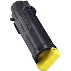 Dell Original Toner Cartridge - Yellow