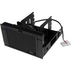 StarTech.com 4x 2.5in SSD/HDD Mounting Bracket with Cooling Fan - Fou