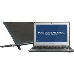 Max Cases Extreme Shell for Samsung Chromebook Series 500 (Grey)