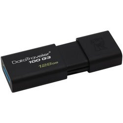Kingston 128GB USB 3.0 DataTraveler 100 G3 (100MB/s read , 10MB/s wri