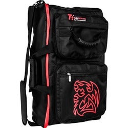 Thermaltake Carrying Case (Backpack) for Accessories - Black