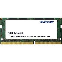 Patriot Memory Signature Line 4GB DDR4 PC4-17000 (2133Hz) CL15 SODIMM