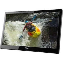 "AOC 15.6"" USB Powered Portable Monitor"
