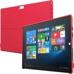 Incipio Feather Carrying Case for Tablet PC - Red