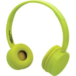 Hamilton Buhl Yellow KidzPhonz Headphone