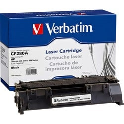 Verbatim Remanufactured Toner Cartridge - Alternative for HP (CF280A)