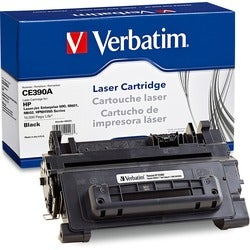Verbatim Remanufactured Toner Cartridge - Alternative for HP (CE390A)