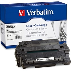 Verbatim Remanufactured Toner Cartridge - Alternative for HP (CE255A)