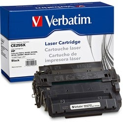 Verbatim Remanufactured Toner Cartridge - Alternative for HP (CE255X)
