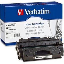 Verbatim Remanufactured Toner Cartridge - Alternative for HP (CE505X)