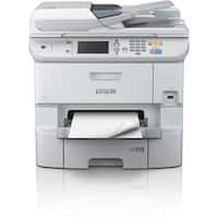 Epson WorkForce Pro WF-6590 Inkjet Multifunction Printer - Color - Pl