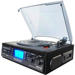 boytone Home Turntable System BT-19DJB-C