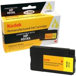 KODAK Remanufactured Ink Cartridge Compatible With HP 951 XL / 951XL