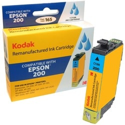 KODAK Remanufactured Ink Cartridge Compatible With Epson 200 (T200220