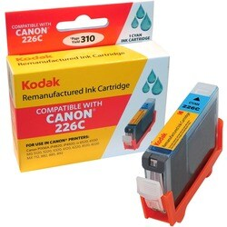 KODAK Remanufactured Ink Cartridge Compatible With Canon 226 / 226C (