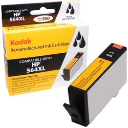 KODAK Remanufactured Ink Cartridge Compatible With HP 564 XL / 564XL
