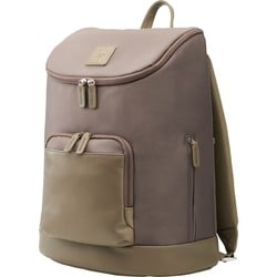 "HP Carrying Case (Backpack) for 15.6"" Notebook - Taupe"