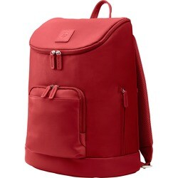 "HP Carrying Case (Backpack) for 15.6"" Notebook - Red"