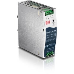TRENDnet 120 W Single Output Industrial DIN-Rail Power Supply