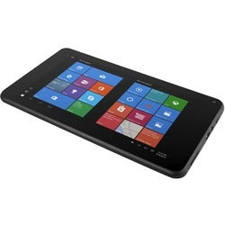 "Ematic EWT732 Tablet - 7"" - 1 GB - Intel Atom Quad-core (4 Core) 1.30"