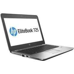 "HP EliteBook 725 G3 12.5"" Notebook - AMD A-Series A12-8800B Quad-core"