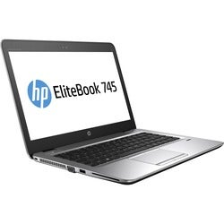 "HP EliteBook 745 G3 14"" Notebook - AMD A-Series A12-8800B Quad-core ("