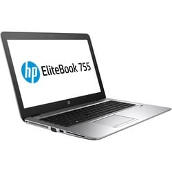 "HP EliteBook 755 G3 15.6"" Notebook - AMD A-Series A12-8800B Quad-core"