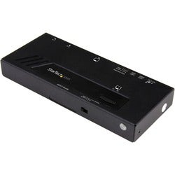 StarTech.com 2-Port HDMI Automatic Video Switch - 4K 2x1 HDMI Switch