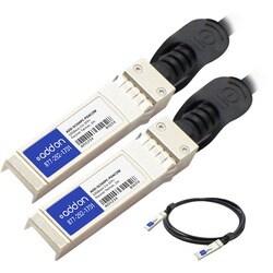 AddOn Cisco SFP-H10GB-CU2M to HP JD097C-2M Compatible TAA Compliant 1