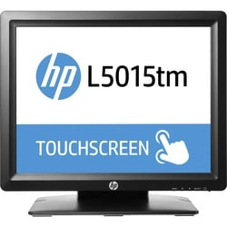"HP L5015tm 15"" LED LCD Touchscreen Monitor - 4:3 - 16 ms"