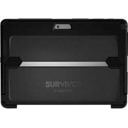 "Griffin Survivor Slim GB42147 Carrying Case (Book Fold) for 12.9"" Tab"