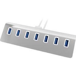 Sabrent 7 Port Aluminum USB 3.0 Hub