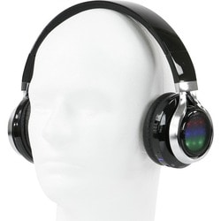 QFX Stereo Headphones With Disco Lights