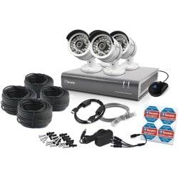 Swann DVR4-4600 - 4 Channel 1080p Digital Video Recorder & 4 x PRO-A8