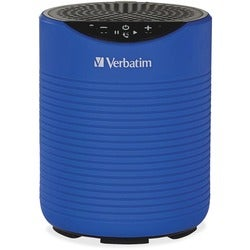 Verbatim Speaker System - Portable - Battery Rechargeable - Wireless