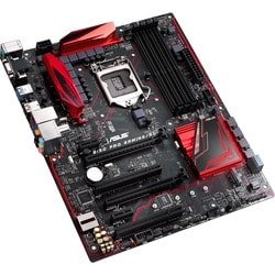 Asus B150 PRO GAMING/AURA Desktop Motherboard - Intel B150 Chipset -