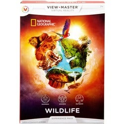 Mattel View-Master Experience Pack: National Geographic Wildlife