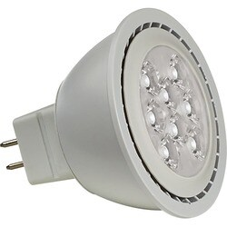 Verbatim Contour Series MR16 (GU5.3) 3000K, 500lm LED Lamp with 25-De