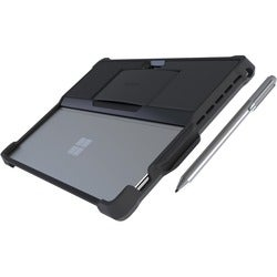 Kensington BlackBelt Carrying Case for Notebook, Stylus - Black