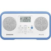 Sangean PR-D19 Clock Radio - Stereo