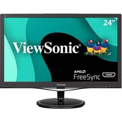 "Viewsonic VX2457-mhd 24"" LED LCD Monitor - 16:9