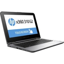 """HP x360 310 G2 11.6"""" Touchscreen LED (In-plane Switching (IPS) Techno"""