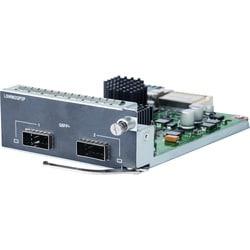 HP 5510 2-port QSFP+ Module