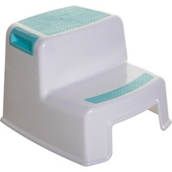 Dreambaby 2-Step Stool - Aqua