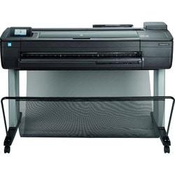 "HP Designjet T830 Inkjet Large Format Printer - 36"" Print Width - Col"