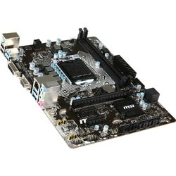 MSI B150M PRO-VD Desktop Motherboard - Intel B150 Chipset - Socket H4