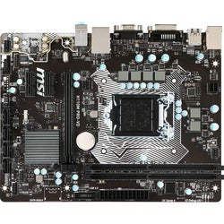 MSI H110M PRO-VD Desktop Motherboard - Intel Chipset - Socket H4 LGA-