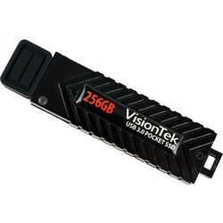Visiontek USB 3.0 Pocket SSD (256GB)