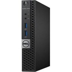 Dell OptiPlex 3040 Desktop Computer - Intel Core i3 i3-6100T 3.20 GHz