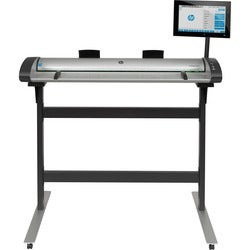 HP SD Pro Large Format Sheetfed Scanner - 1200 dpi Optical